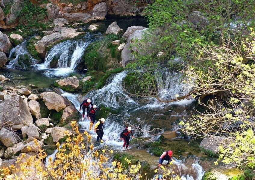 Alrededores de la Sierra de Cazorla