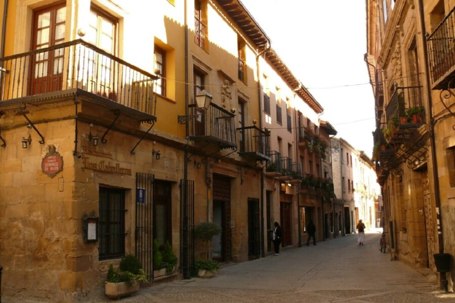 Casas blasonadas de Santo Domingo de la Calzada