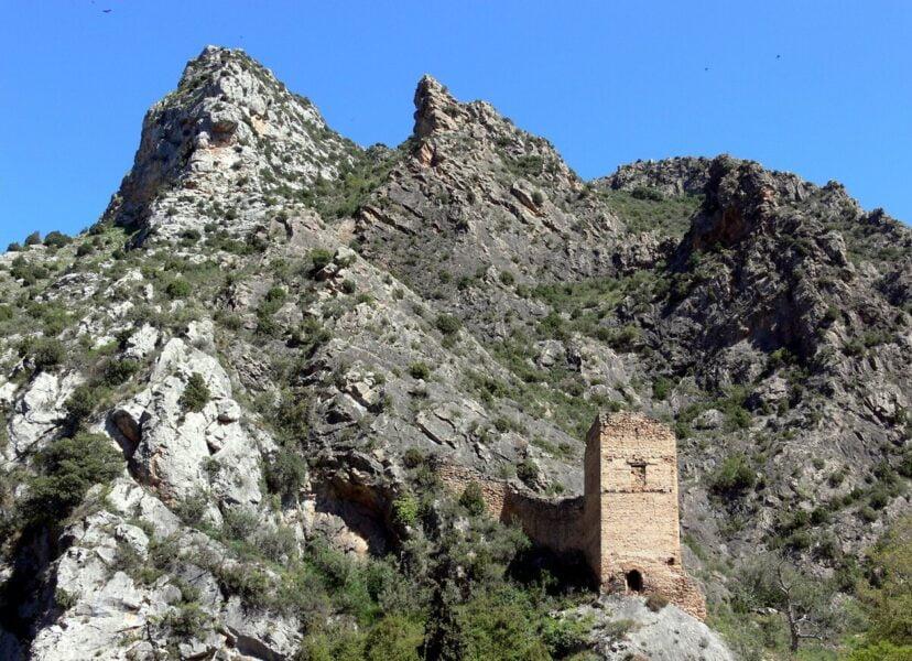 Castillo de Arnedillo en La Rioja