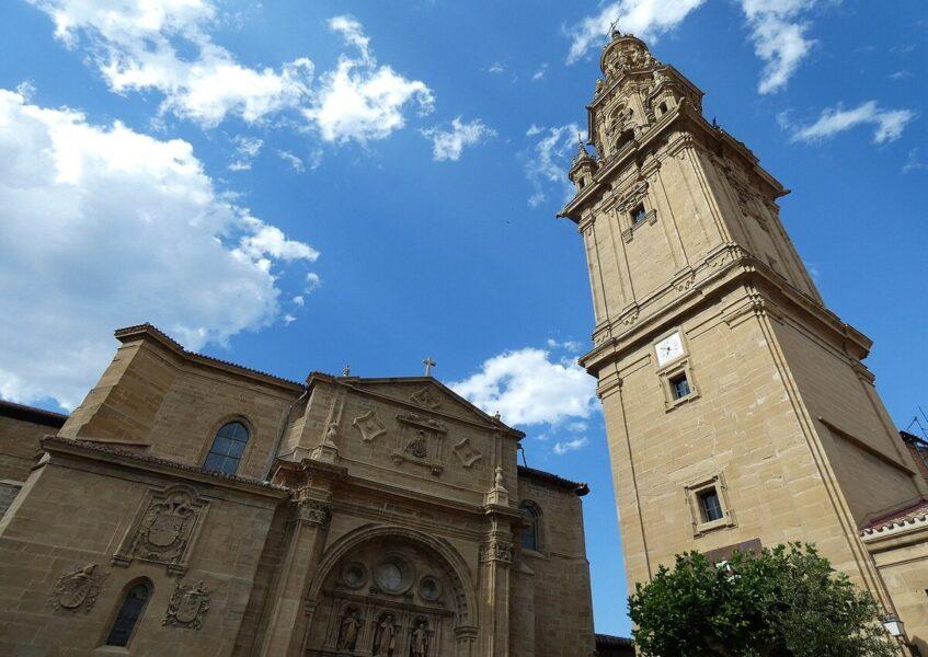 Catedral Santo Domingo de la Calzada y Torre Campanario