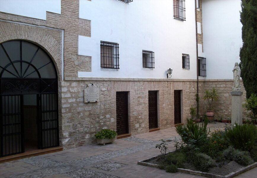 Convento de Santa Clara en Alcaudete