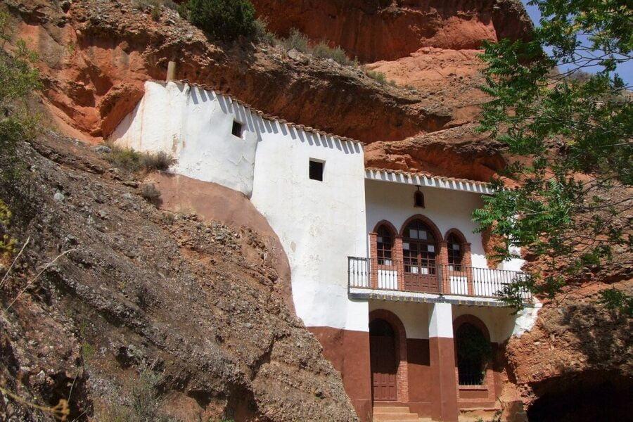 Ermita de San Tirso en Arnedillo