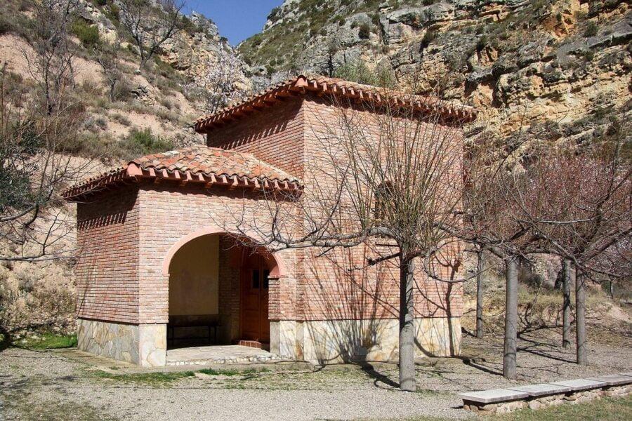 Ermita de Santiago en Arnedillo