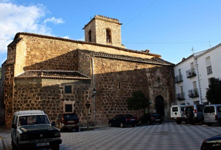 Iglesia Parroquial de la Asunción de Hornos