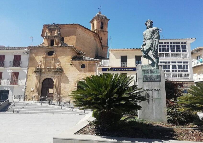 Iglesia San Antón en Alcalá La Real