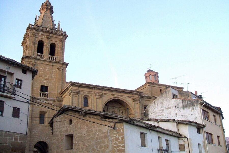 Iglesia de Nuestra Señora de la Asunciónde Briñas