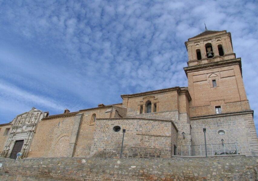Iglesia de Santa María la Mayor de Alcaudete