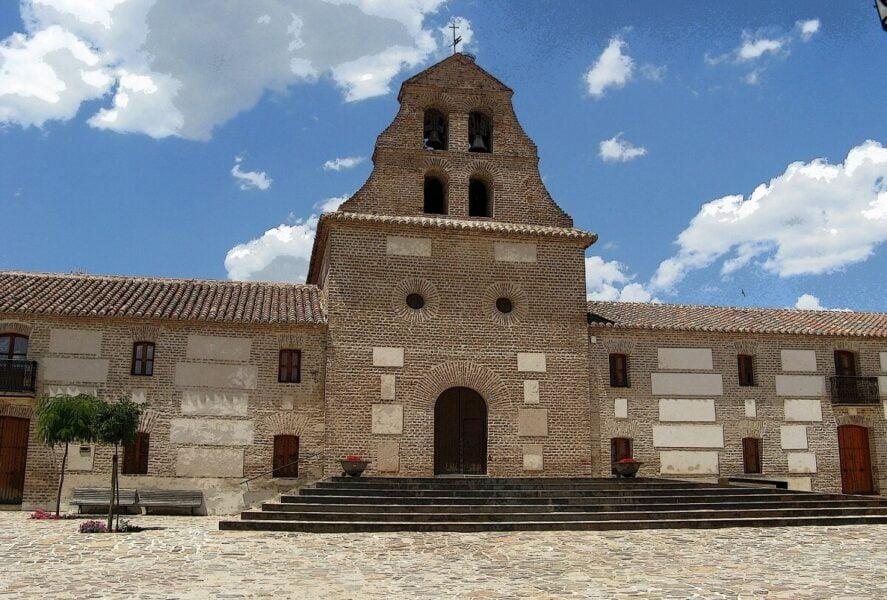 Iglesia de la Purísima Concepción de Aldeaquemada