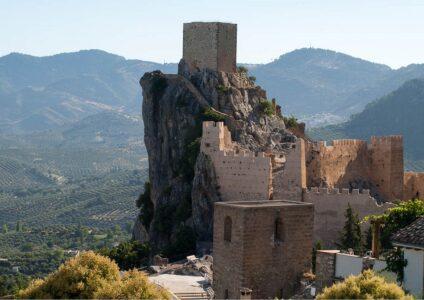 LA IRUELA-Pueblos mas bonitos de Jaén