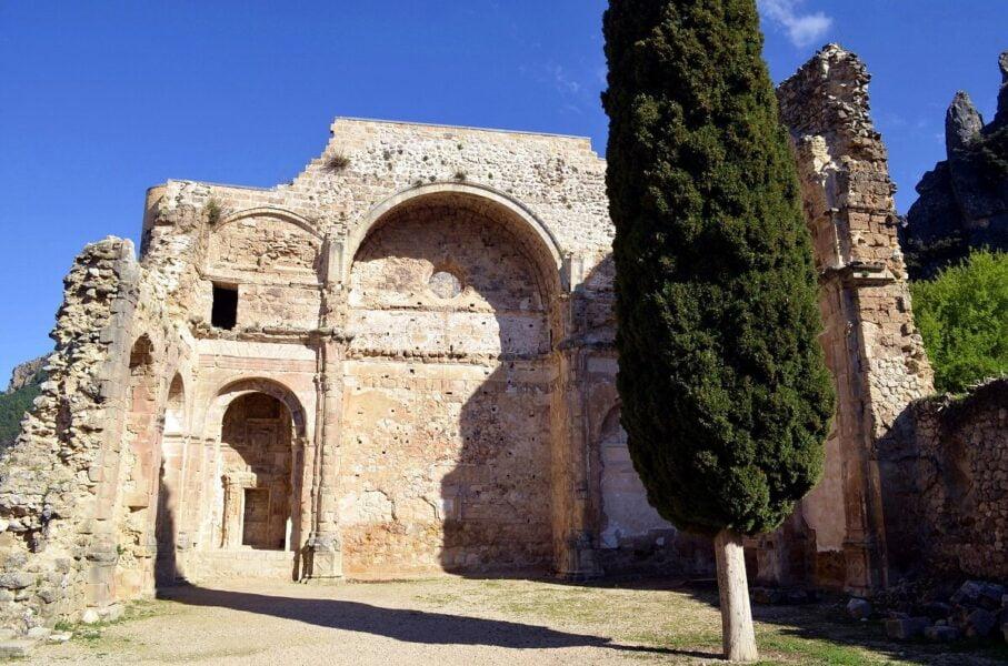 Ruinas Iglesia de Santo Domingo de Silos en La Iruela