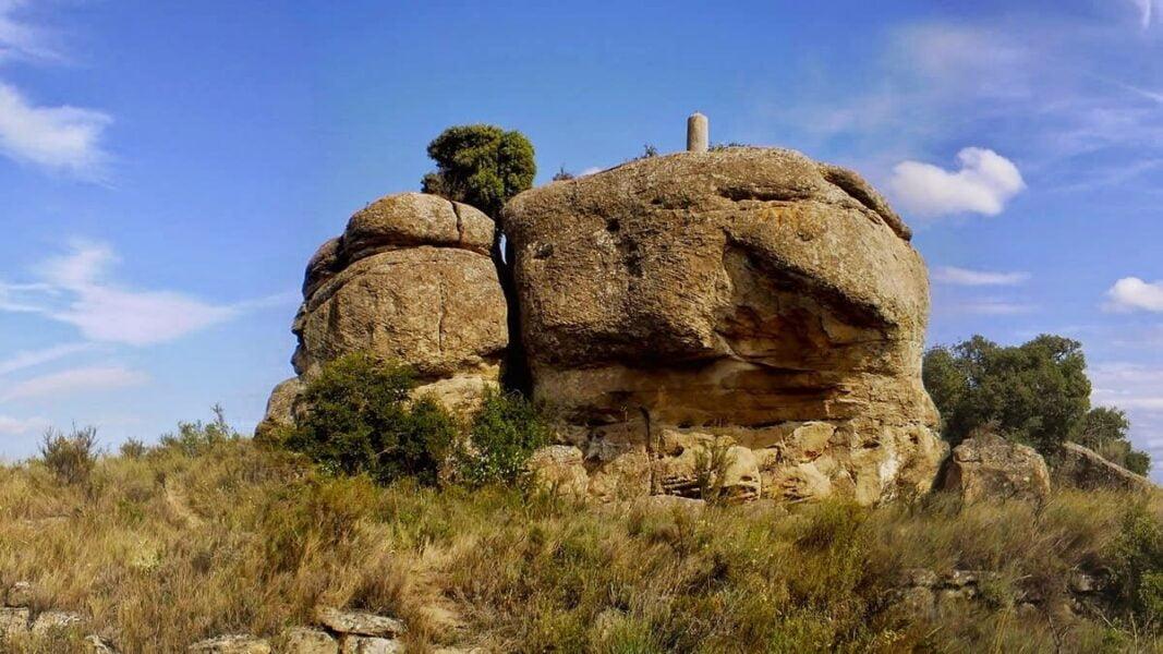 Santuario Celtíbero en Briñas