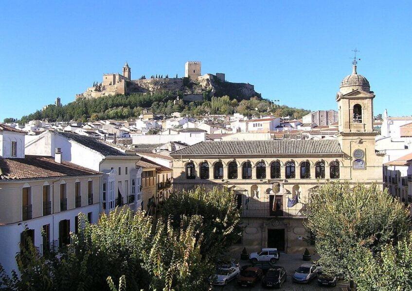 Visitar Alcalá La Real en Jaén.