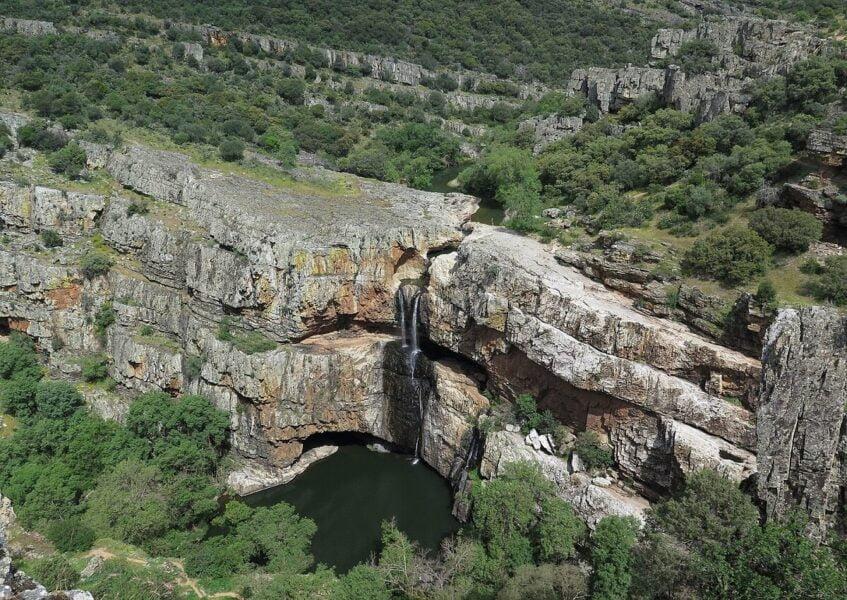 Visitar Aldeaquemada en Jaén