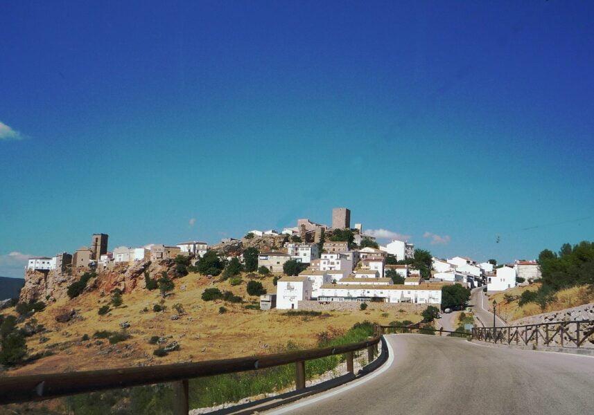 Visitar Hornos en Jaén
