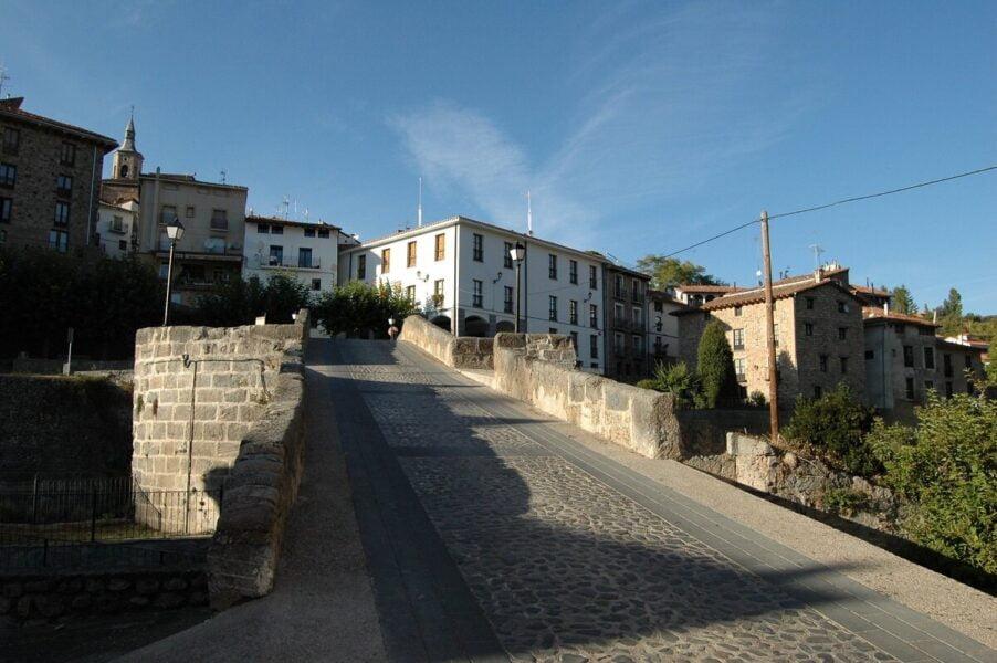 Visitar Torrecilla en Cameros en La Rioja