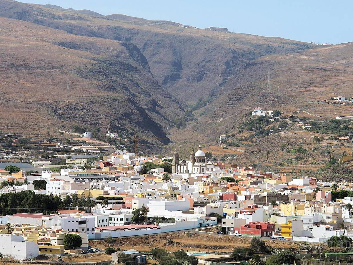 AGÜIMES-Pueblos más bonitos de Gran Canaria