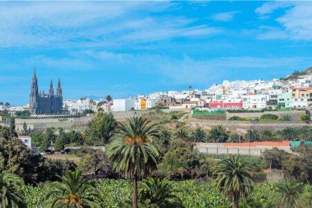 ARUCAS-Pueblos más bonitos de Gran Canaria