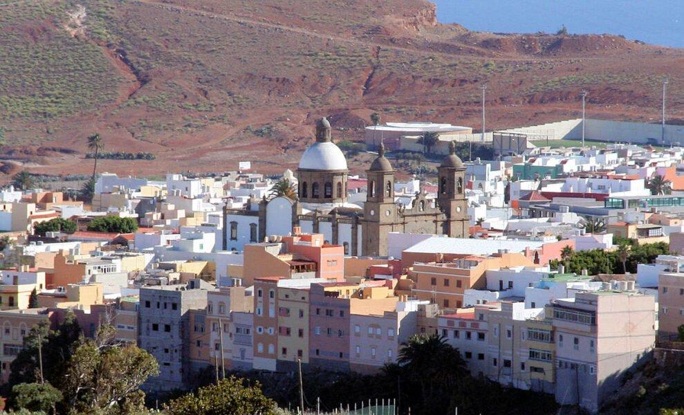 Agüimes en Gran Canaria