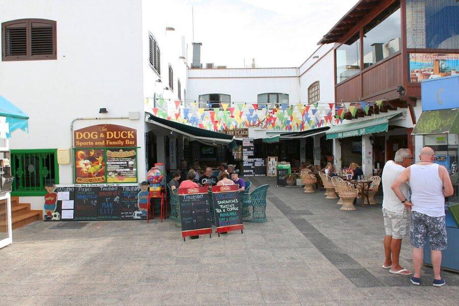 Calle Roque Nublo