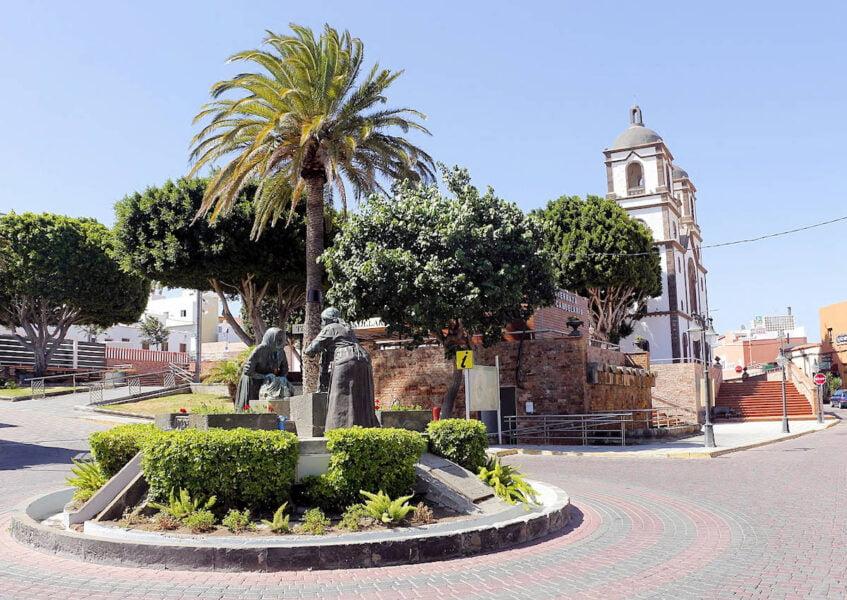 Casco Antiguo de Ingenio en Gran Canaria