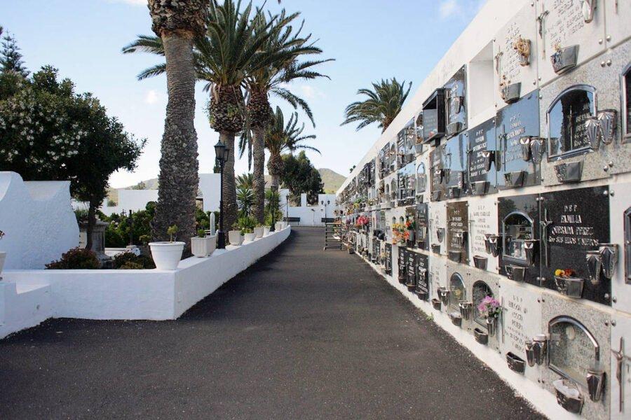 Cementerio de Haría