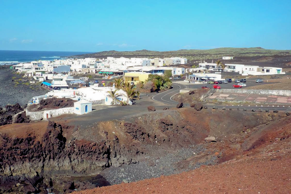 EL GOLFO-Pueblos más bonitos de Lanzarote