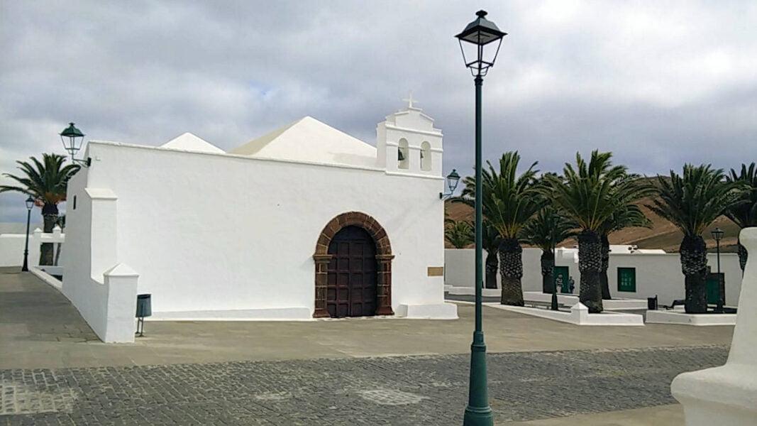 Ermita de San Marcial del Rubicón