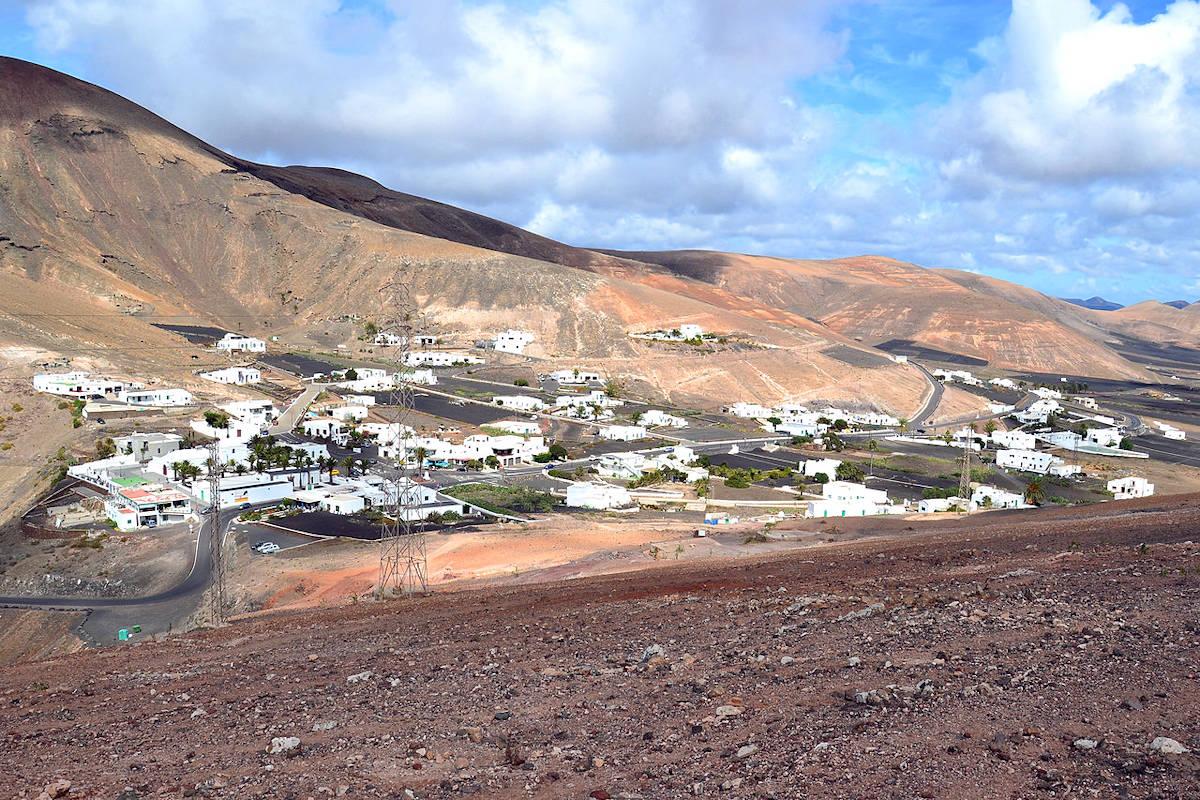 FEMÉS-Pueblos más bonitos de Lanzarote