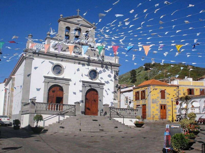 Fiestas en Vega de San Mateo