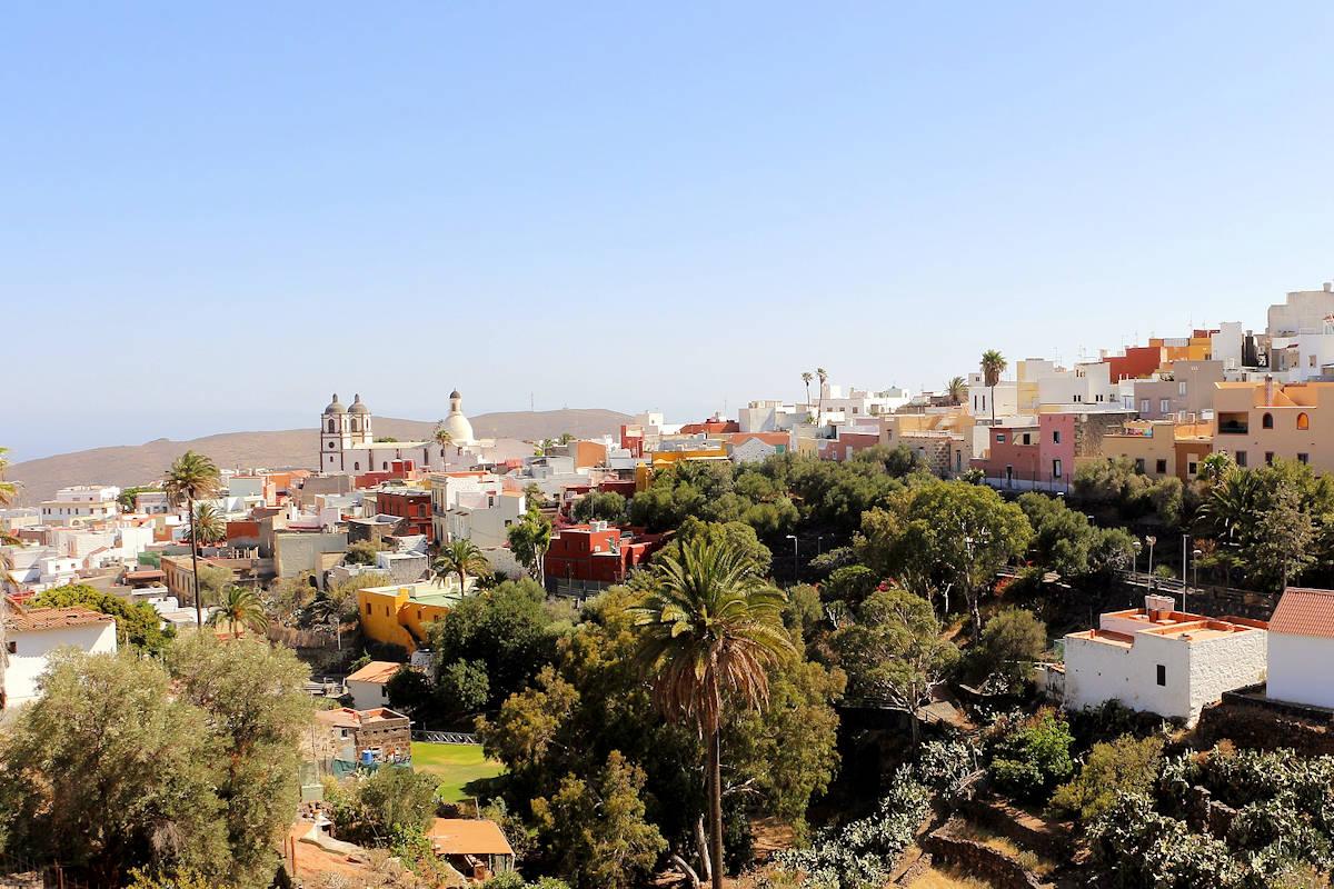 INGENIO-Pueblos más bonitos de Gran Canaria