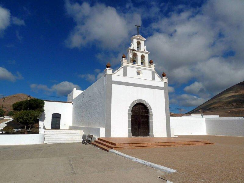 Iglesia Nuestra Señora de La Candelaria en Tías