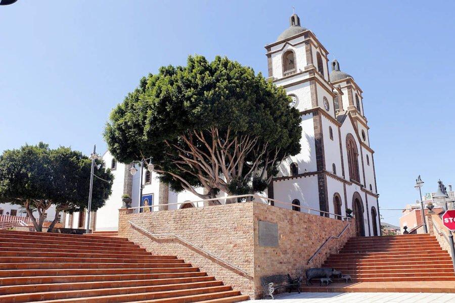 Iglesia de Nuestra Señora de La Candelaria en Ingenio