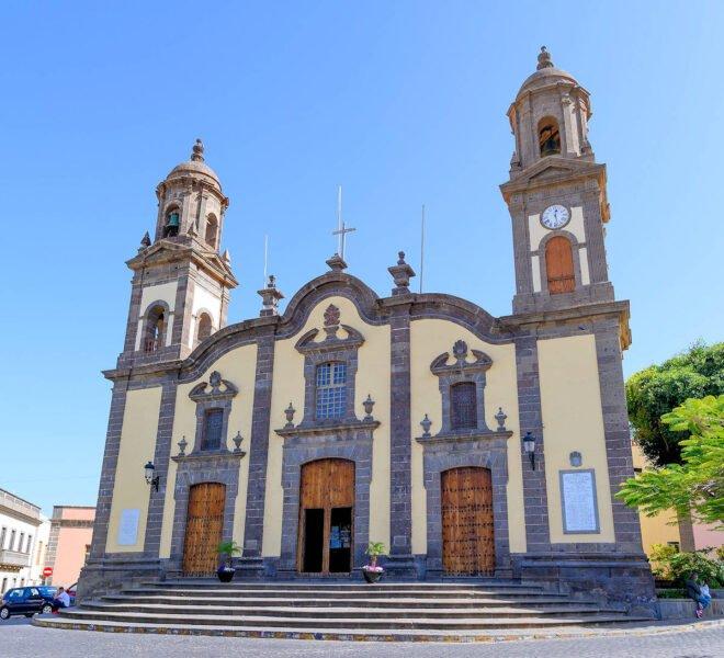 Parroquia Santa María de Guía