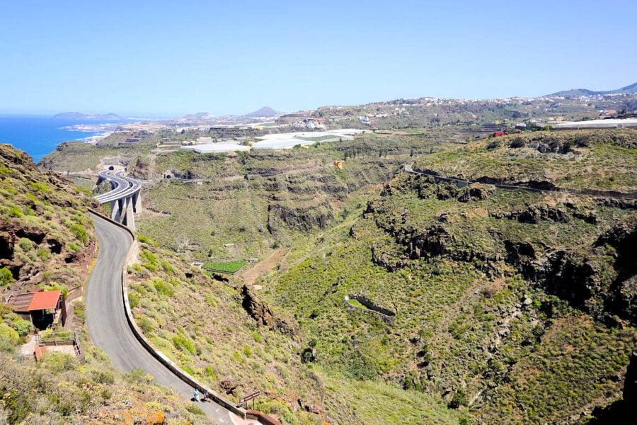 Santa María de Guía en Gran Canaria