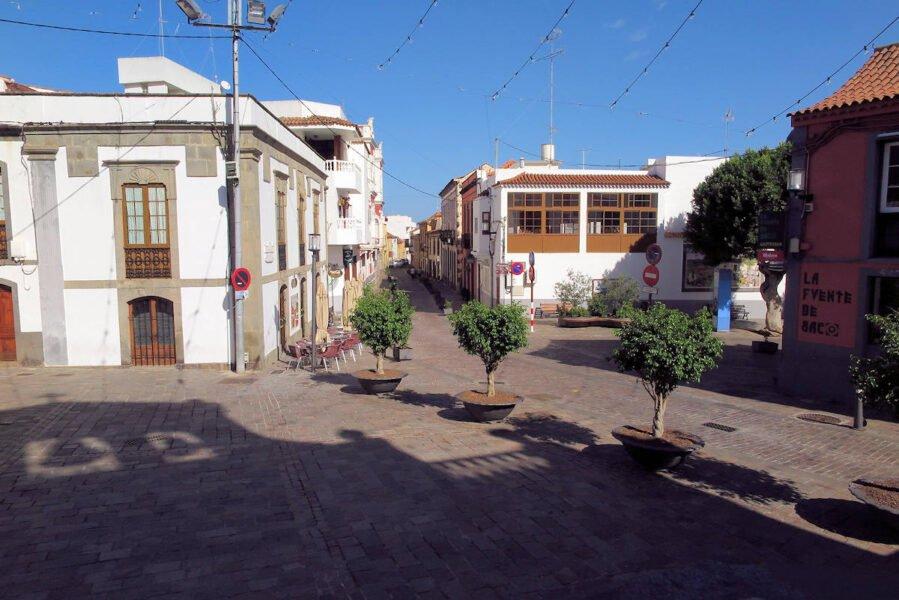 Vega de San Mateo en Gran Canaria