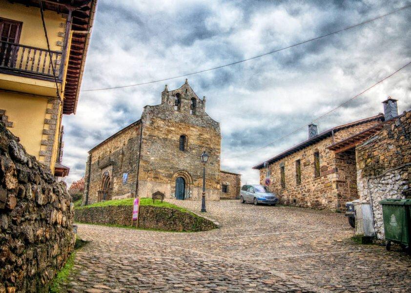 Villafranca del Bierzo en León