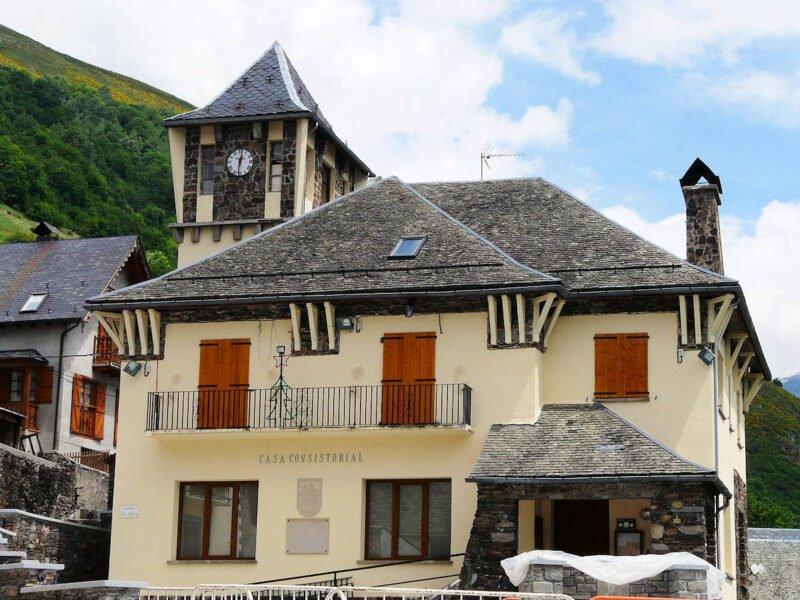 Casa Consistorial de Canejan