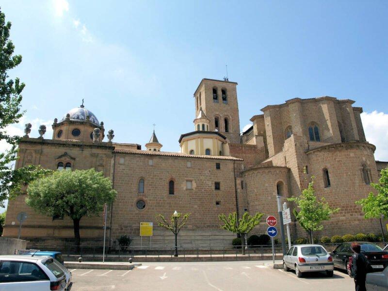 Catedral de Santa María en Solsona