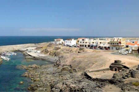 EL COTILLO-Pueblos más bonitos de Fuerteventura