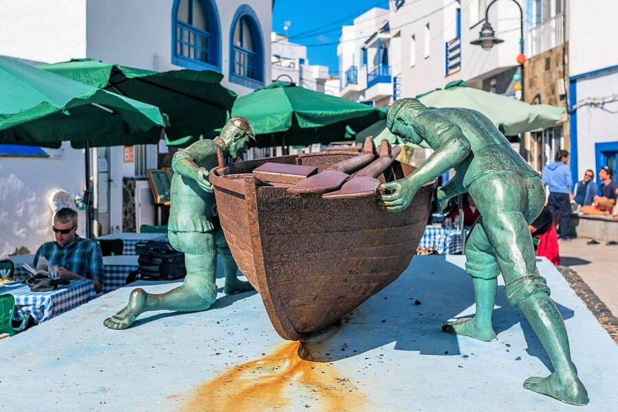 El Cotillo en Fuerteventura