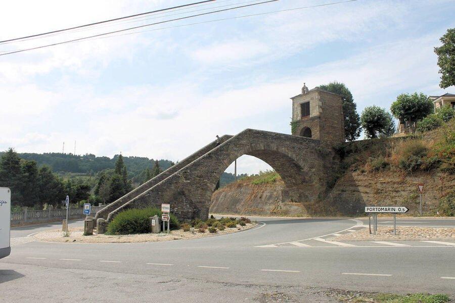Ermita de Portomarín