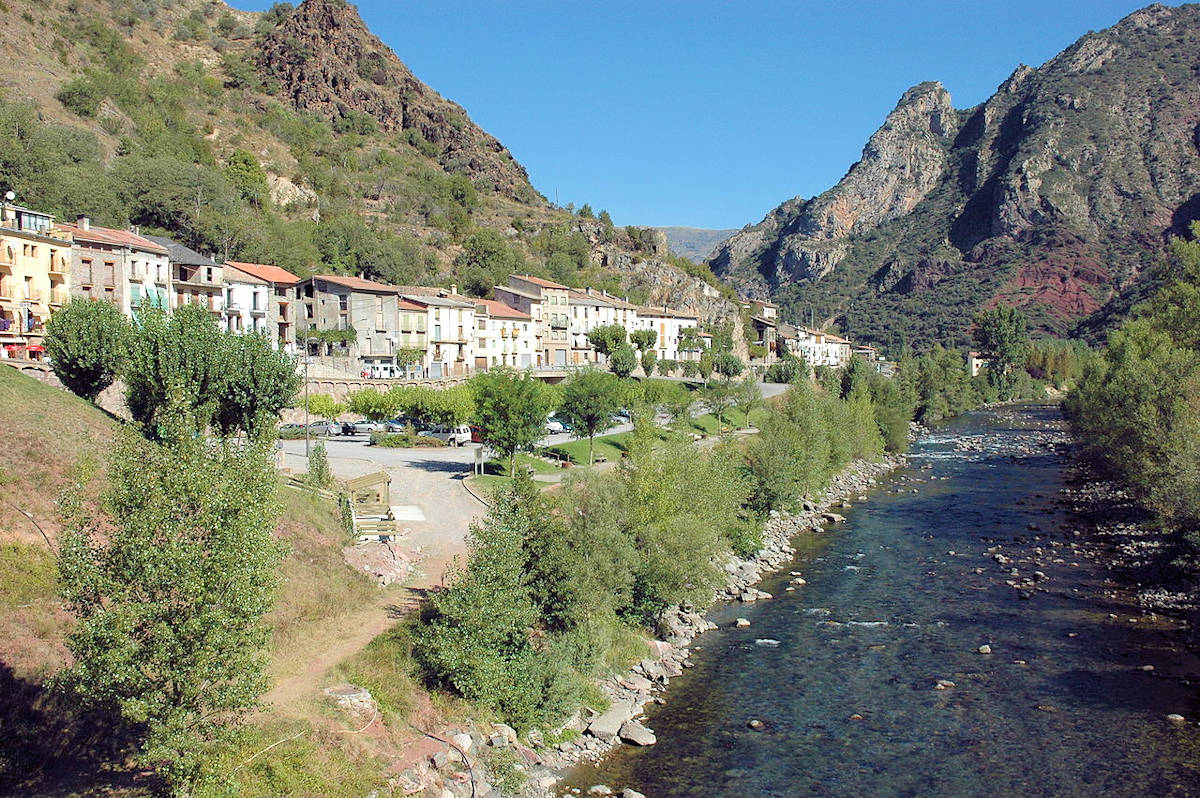 GERRI DE LA SAL-Pueblos más bonitos de Lleida