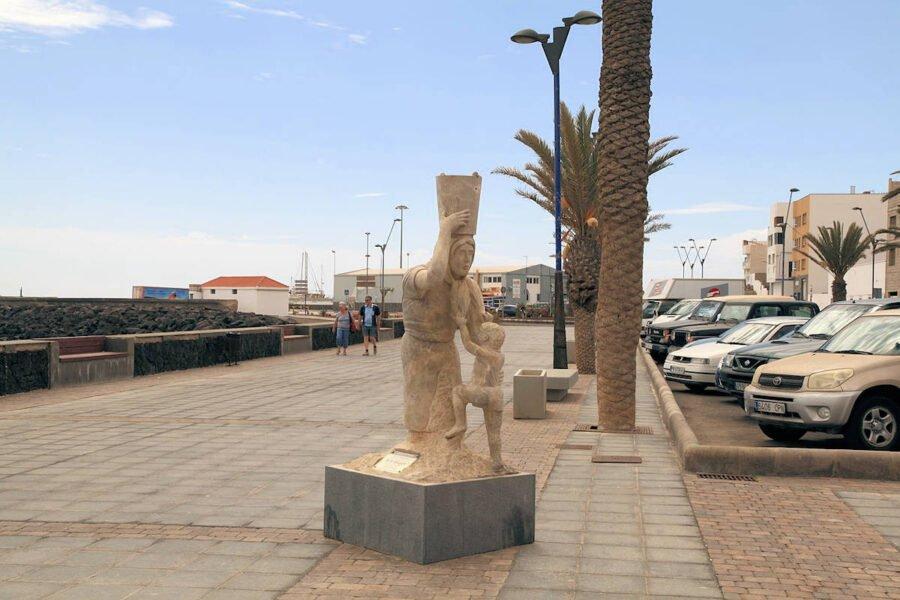 Gran Tarajal en Fuerteventura