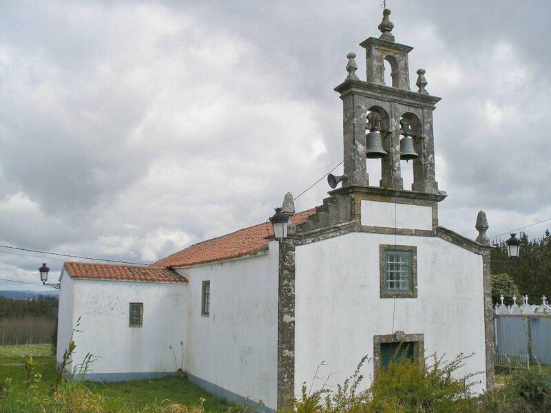 Iglesia Parroquial de Cebreiro