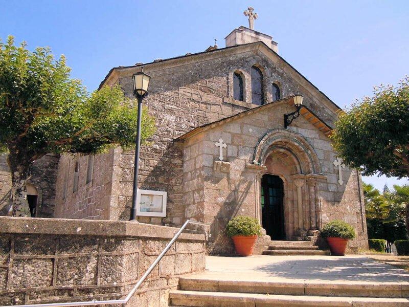 Iglesia Parroquial de Palas de Rey