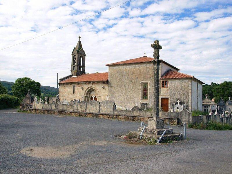 Iglesia Parroquial de San Pedro de Meixede