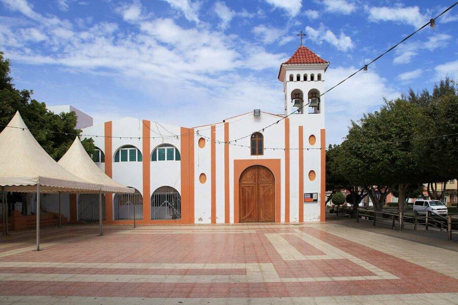 Iglesia de Nuestra Señora de Candelaria