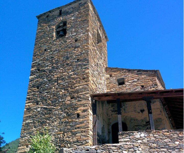Iglesia de San Pedro y Santa Margarita
