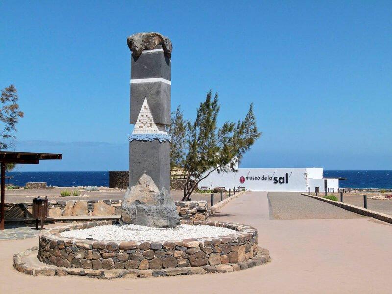 Las Salinas del Carmen y Museo de la Sal
