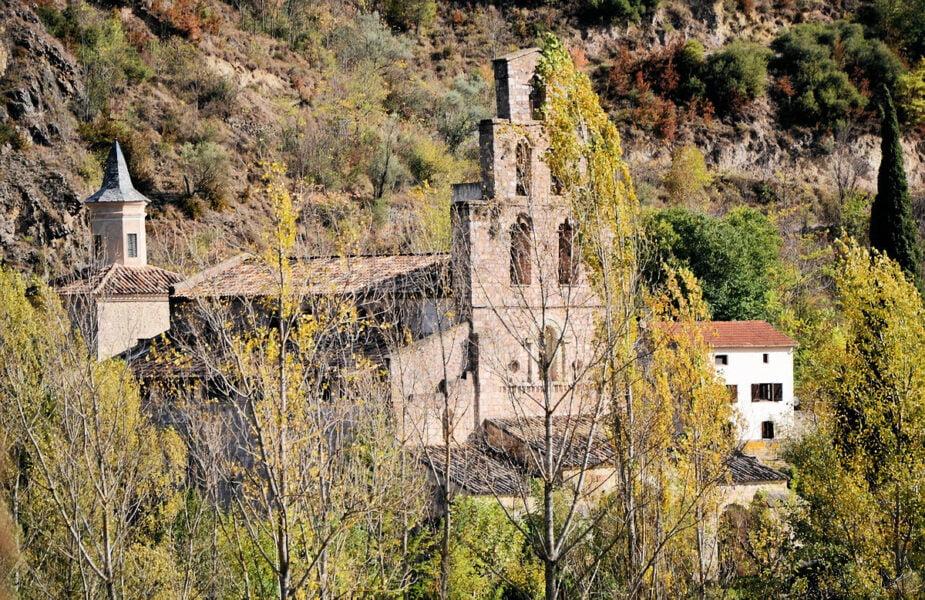 Monasterio de Santa María de Gerri